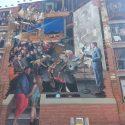 Essex St Gateway Mural photo