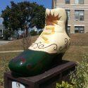 Queen Slipper City Shoe photo 1